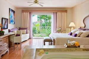 Excellence Club Junior Suite with garden or mountain view - Excellence Punta Cana