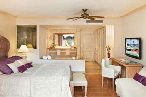 Junior Suite With Garden or Mountain View - Excellence Punta Cana