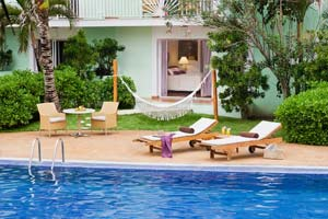 Junioir Swim Up Suite - Excellence Punta Cana