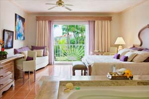 Master Suite Pool View View - Excellence Punta Cana